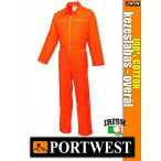 Portwest 100% COTTON overál kezeslábas - munkaruha