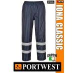 Portwest IONA NAVY CLASSIC prémium esőnadrág - munkaruha