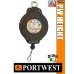 Portwest FP41 visszahúzható automata zuhanásgátló
