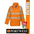 Portwest SEALTEX FLAME antisztatikus lángálló esőkabát - munkaruha