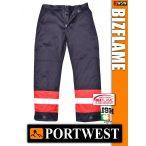 Portwest BIZFLAME Plus antisztatikus lángálló nadrág - munkaruha