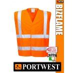 Portwest BIZFLAME anyagában lángálló mellény - munkaruha