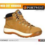 Portwest Mid Cut Nubuck SB munkacipő