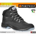 Portwest ALL WEATHER S3 lélegző munkabakancs - munkacipő