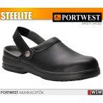 Portwest Steelite SB WRU munkapapucs