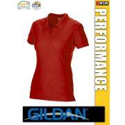e6002e03e8 Gildan PERFORMANCE női galléros sportpóló