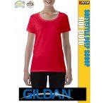 Gildan SOFTSTYLE Deep Scoop női póló - munkaruha