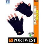 Portwest INSULATEX ujjvég nélküli bélelt téli kesztyű - munkaruha