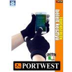 Portwest TOUCHSCREEN bélelt téli kesztyű - munkaruha
