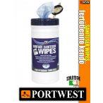 Portwest SURFACE SANITSER WIPES készfertőtlenítő kendó 200 db - higiéniai termék
