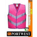 Portwest HI-VIS jólláthatósági gyerek mellény - munkaruha