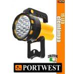 Portwest 19 LED elemlámpa 74 lumen - munkaeszköz