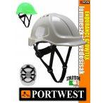 Portwest ENDURANCE GLOWTEX lumineszkáló munkavédelmi sisak - védősisak