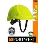 Portwest ENDURANCE PLUS szellőző szigetelt racsnis munkavédelmi sisak - védősisak