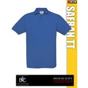 B&C SAFRAN TT galléros férfi póló