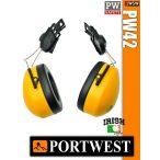 Portwest PW SAFETY sisakra szerelhető fültok - 26 dB