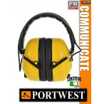Portwest PW SAFETY elektronikus fültok - 27 dB