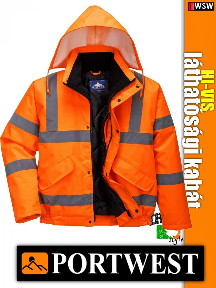 Cerva TRILA 2in1 jólláthatósági bélelt bomber kabát munkar