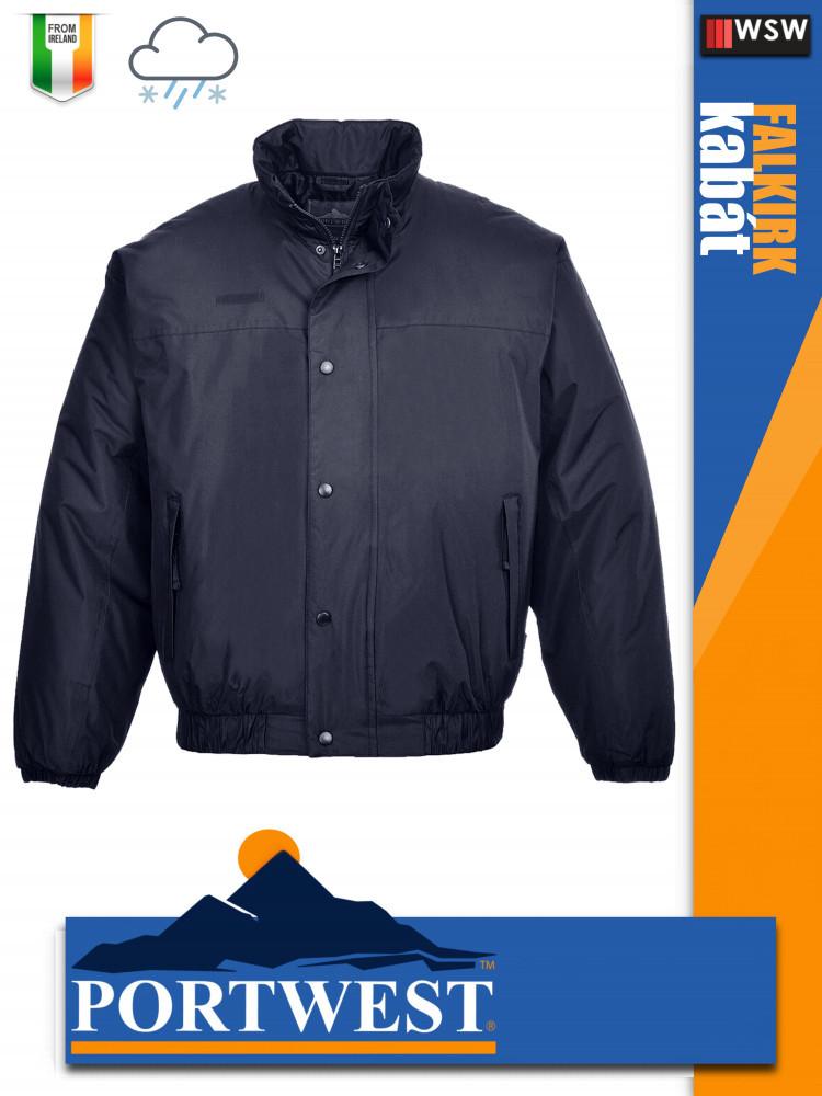 Portwest FALKIRK téli bomber kabát - dzseki 79967ba3f0