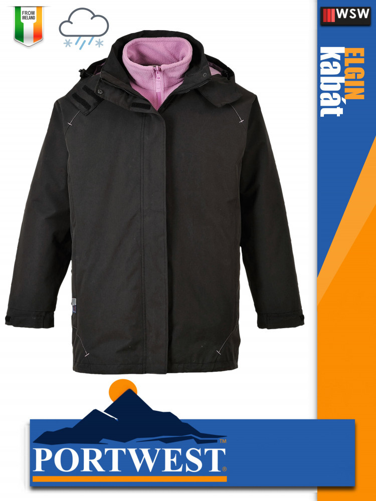 Coverguard YIN téli kabát női softshell dzseki