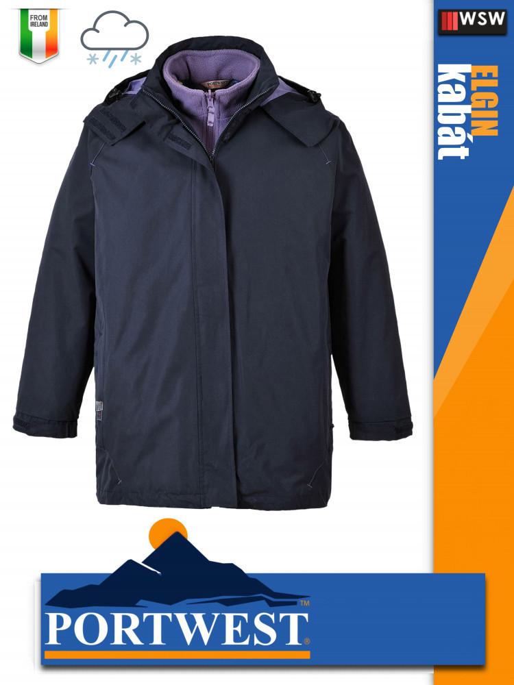Portwest ELGIN női téli kabát - 3in1 e194a526fe