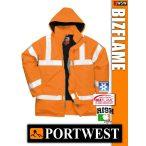 Portwest BIZFLAME antisztatikus lángálló bélelt esőkabát - munkaruha