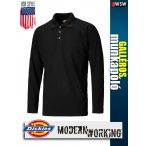 Dickies LONG SLEEVE galléros munkapóló - munkaruha