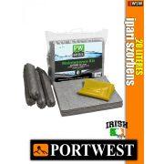 Portwest SM30 ipari szorbens készlet 20 liter - ipari szorbens - 5 db