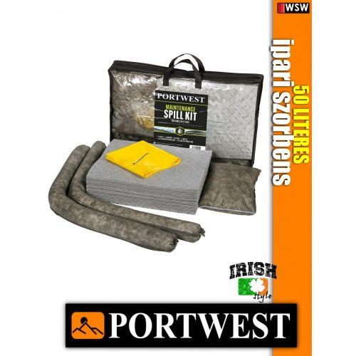 Portwest SM31 ipari szorbens készlet 50 liter - ipari szorbens - 3 db