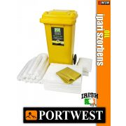 Portwest SM63 olaj szorbens készlet 120 liter - ipari szorbens