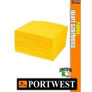 Portwest SM80 vegyi szorbens párna 200 darabos készlet - ipari szorbensek