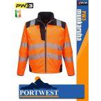Portwest PW3 ORANGE jólláthatósági softshell munkakabát - munkaruha
