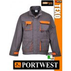 Portwest TEXO GREY munkakabát - munkaruha