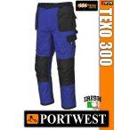 Portwest TEXO 300 ROYAL deréknadrág - munkaruha
