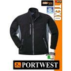 Portwest TEXO BLACK polár pulóver - munkaruha