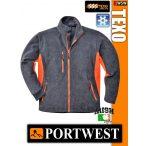 Portwest TEXO GREY polár pulóver - munkaruha