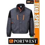 Portwest TEXO SPORT GREY munkakabát - munkaruha